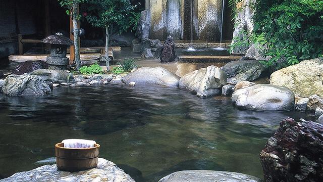 日当山温泉