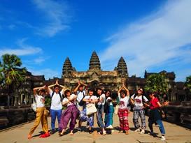【成田発】カンボジア 自立再生プロジェクトを学ぶ旅 8日間♪♪早期学割キャンペーン♪♪ ご出発45日前までにお申込みの場合5,000円割引!