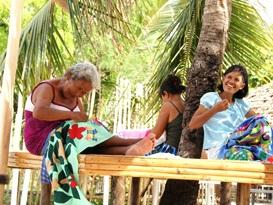 【関空発】「何もなくて豊かな島」フィリピン・カオハガン島 7日間 ~自然と共にある暮らしから学ぶ旅~