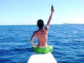 【成田発】「持続可能な島」フィリピン・カオハガン島 7日間♪♪早期学割キャンペーン♪♪ ご出発45日前までにお申込みの場合5,000円割引!