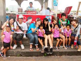 【関空発】タイ 孤児院の子どもたちと遠足へ!笑顔と思い出を作る活動8日間♪早期申込み特典♪ご出発45日前までに申込んだ方は5,000円引き!