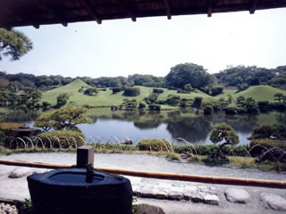 熊本 水前寺公園